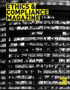 Ethics & Compliance Magazine, 2016, vol 1(1)