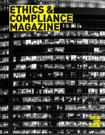 Ethics & Compliance Magazine, 1/2016