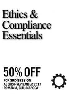 Ethics & Compliance Essentials